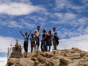 2015 Ladak. Výlet a výšlap s našimi přáteli.
