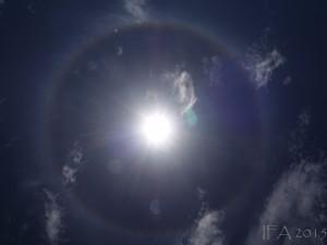 2015 Ladak. Duha kolem Slunce. Kde se tímhle můžete kochat?