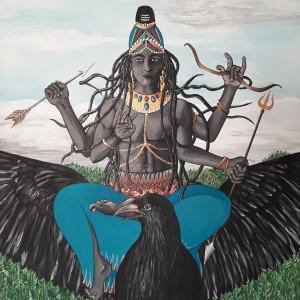 Šáni dév. Hinduistický bůh Šáni je emanací planety Saturn. Je bohem Spravedlnosti a dohlíží na běh karmy. Šáni před nás často staví překážky, které je třeba překonat. Tyto překážky mají charakter zkoušky, která nás směřuje blíže k Poznání. 2017