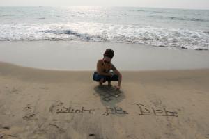 2017 Goa, Arambol.